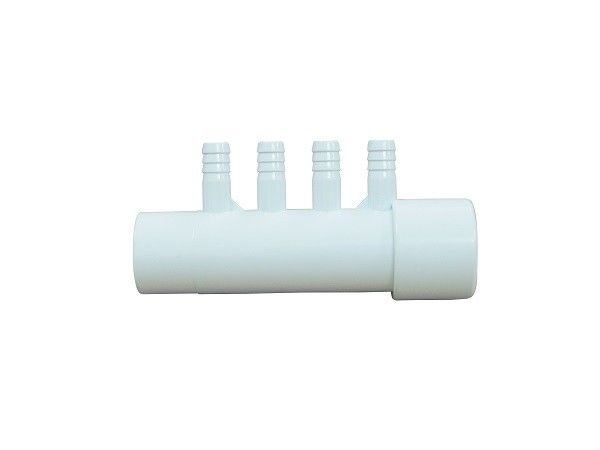 "Manifold For Water Pipe 1""-4*3/8 Free Sex Usa Massage Whirlpool Hot Tub Spare Parts"
